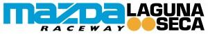 Mazda Raceway Laguna Seca Logo