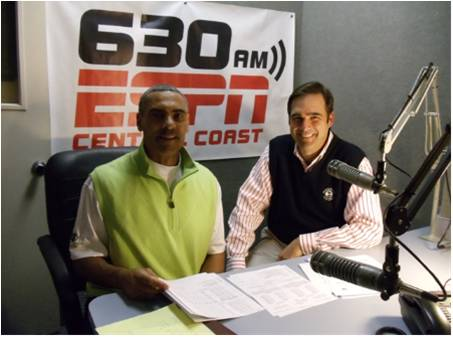 Herm Edwards and Hunter Finnell on ESPN 630AM